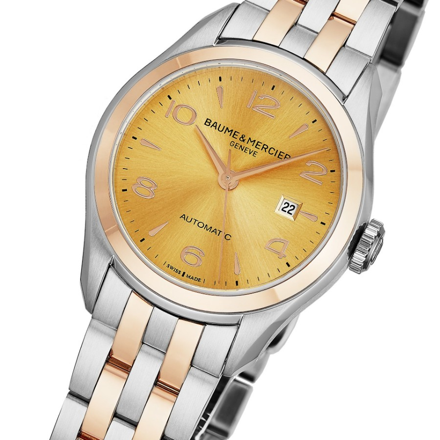 Baume-Mercier-Womens-MOA10351-Clifton-Goldtone-Dial-Stainless-Steel-18K-Rose-Gold-Swiss-Automatic-Watch-ff5ccba1-30c4-4979-adb0-30b6d539dee7.jpg