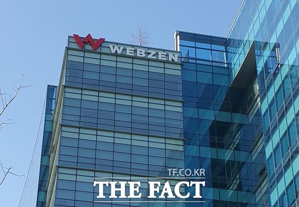웹젠은 지난해 매출 2182억 원, 영업이익 689억 원, 당기순이익 501억 원을 기록했다. /더팩트 DB