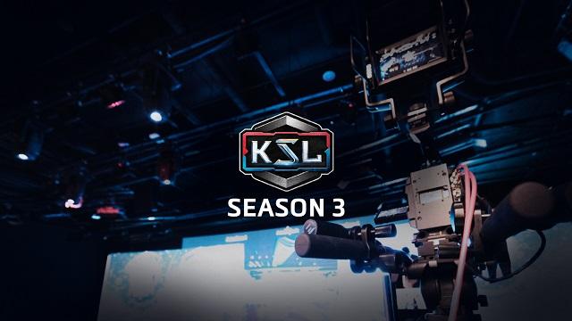 'KSL' 시즌3 결승전이 오는 8일 오후 열린다. 시즌3는 프로토스 선수들의 활약이 돋보였다. /블리자드 제공