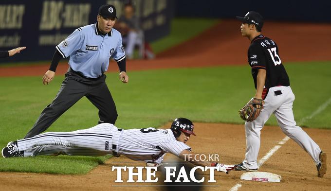 6월 11일(화)부터 12일(수)까지 벌어지는 국내프로야구(KBO) 5경기와 미국프로야구(MLB) 9경기 등 총 14경기를 대상으로 한 야구토토 승1패 11회차 LG-롯데(1경기)전에서 국내 야구팬들의 63.18%가 안방 경기를 치르는 LG의 승리를 예상했다./더팩트 DB
