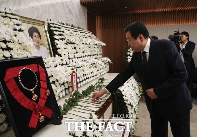 자유한국당 김무성 의원