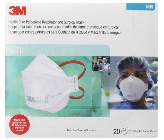 3m 1870 medical mask